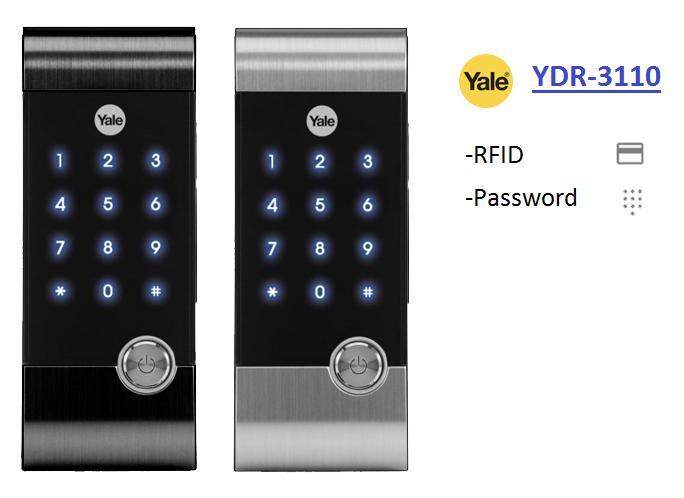 YALE YDR-3110